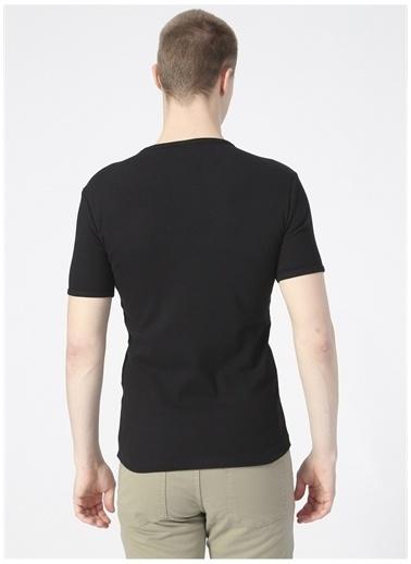 Lee Lee L211816001_Basic T-shirt  Siyah